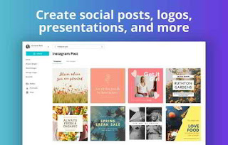 Canva: Graphic Design, Video Collage, Logo Maker By Canva App
