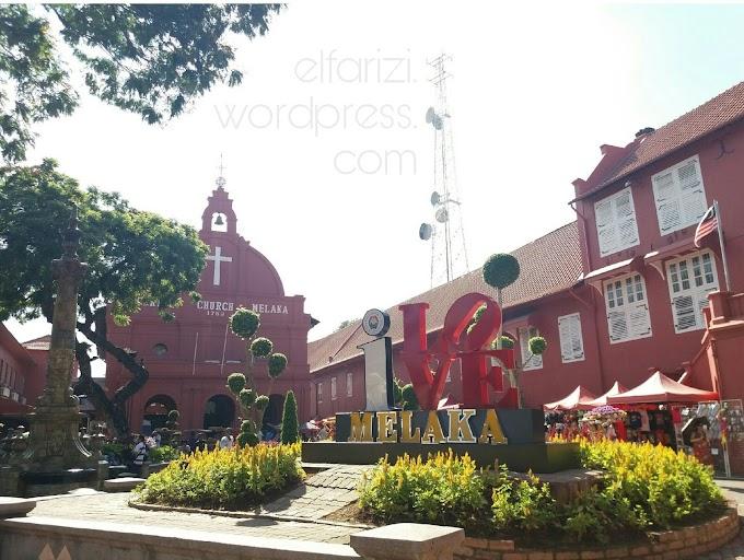 Backpacking Malaysia: Wisata Sejarah di Kota Tua Melaka (Part 2)