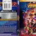 Avengers: Infinity War 4k Bluray Cover