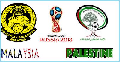 live streaming Malaysia Vs Palestin 16 Jun 2015