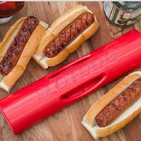SlotDog coupe saucisse hot dog