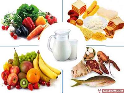 Makanan 4 Sehat 5 Sempurna untuk Anak - Acilhow.com