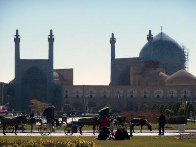 isfahan imam camii