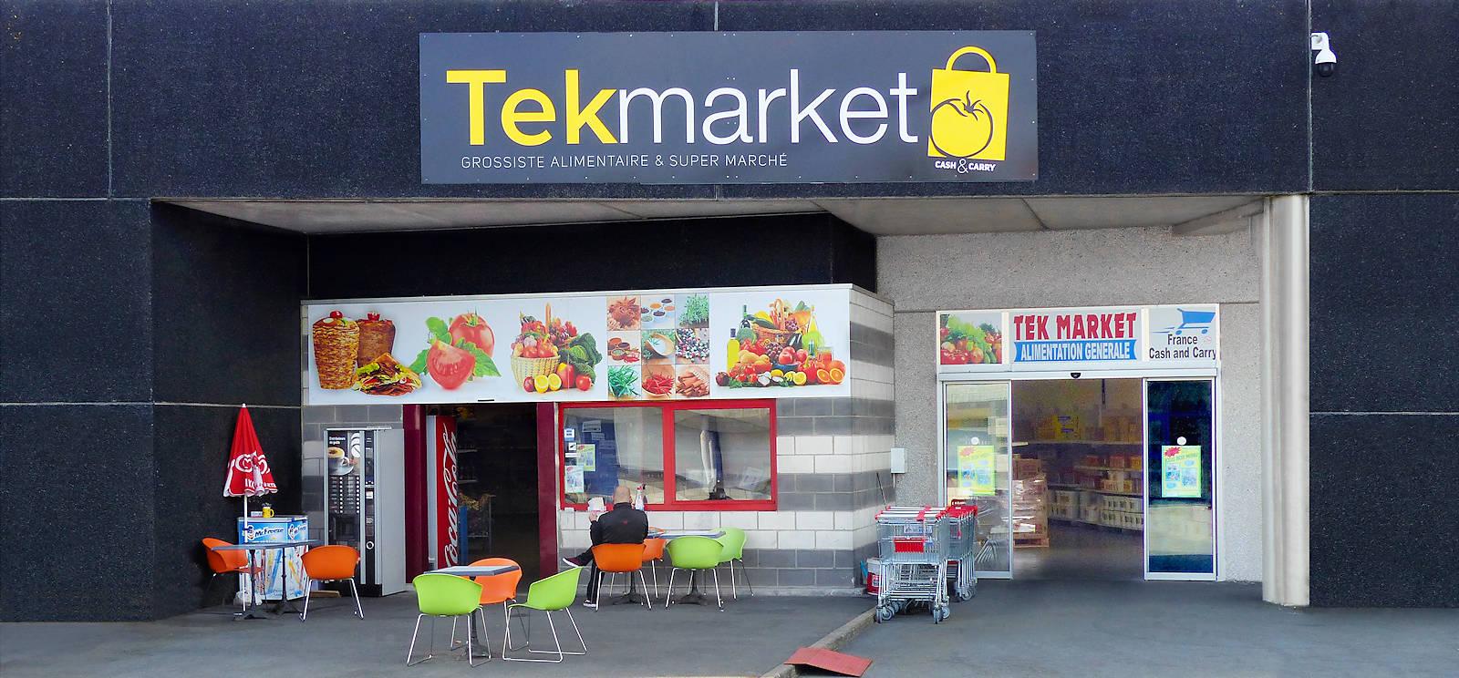 Tek Market Tourcoing - Supérette Alimentation