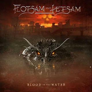 """Ο δίσκος των Flotsam and Jetsam """"Blood in the Water"""""""