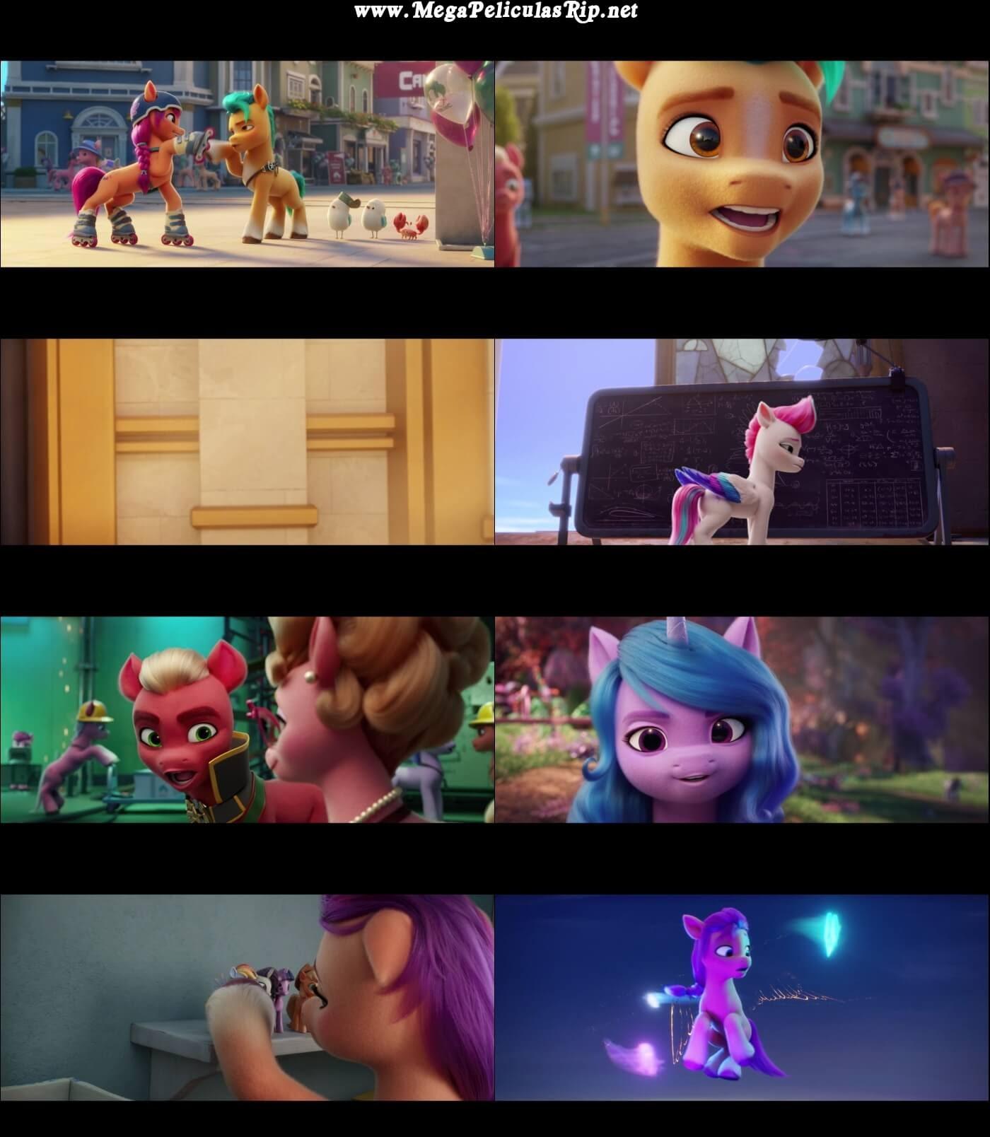 My Little Pony Una Nueva Generacion 1080p Latino