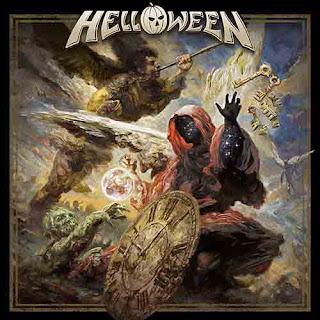 Ο ομώνυμος δίσκος των Helloween