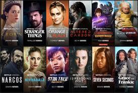 Netflix émissions de télévision