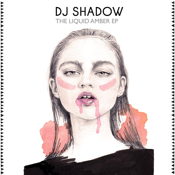 DJ Shadow - The Liquid Amber - Single Cover