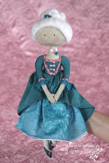 кукла, примитив, текстильная кукла