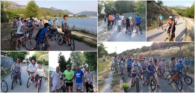 Θεσπρωτία: Ονειρεμένη Ποδηλατάδα στην Ηγουμενίτσα (+ΦΩΤΟ)