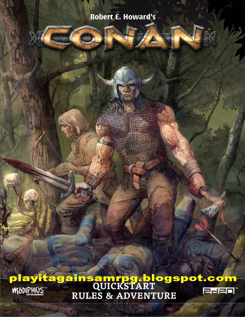 Play It Again Sam Prueba Gratis El Nuevo Juego De Rol De Conan El