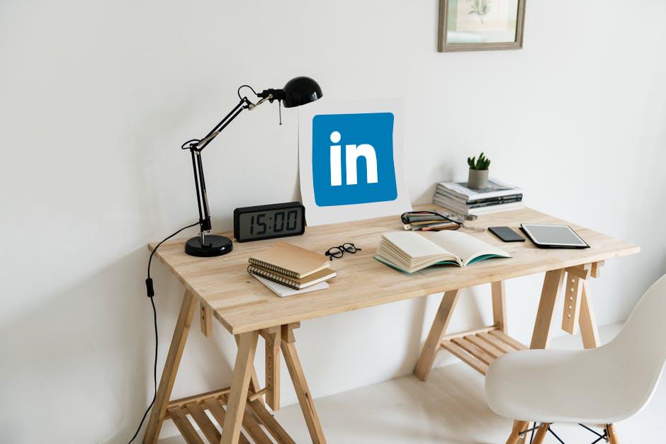 Añade muestras de tus trabajos a LinkedIn