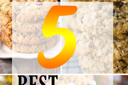 5 Best Ever Healthy Cookies