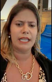 Ex candidata a Vereadora de Guarabira faz campanha para família circense em dificuldades.