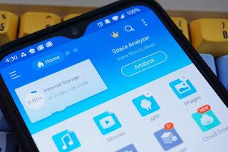 Aplikasi android - dendiatur