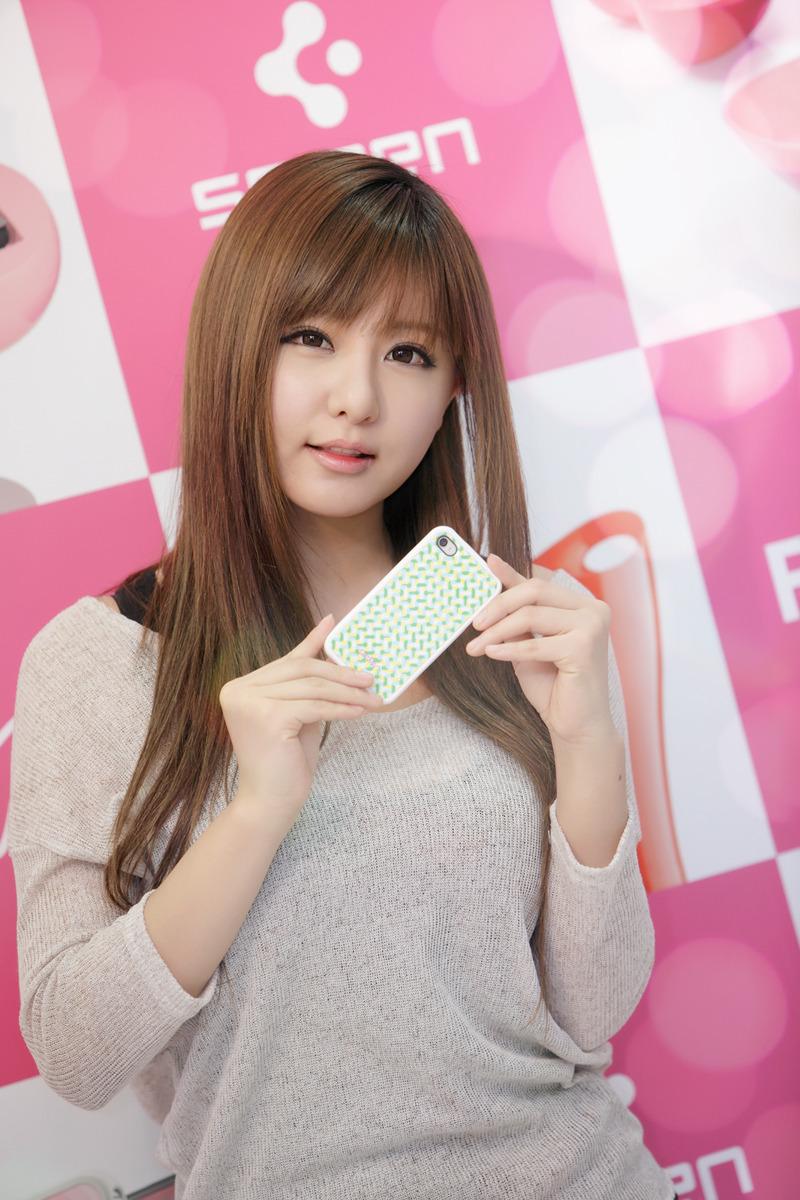 xxx nude girls: Ryu Ji Hye for Spigen SGP