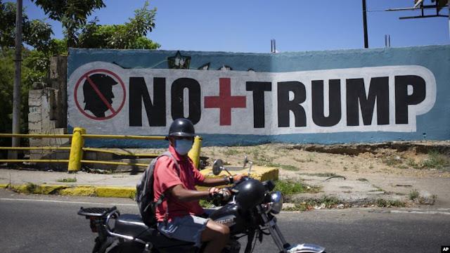 """MUNDO: """"Venezuela está sitiada"""": ¿Qué implicaciones tiene la operación naval antinarcóticos anunciada por EE.UU.?"""