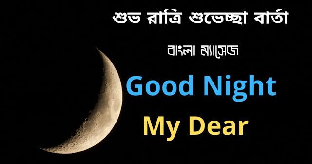 Good night in Bangla Image
