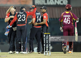 England vs West Indies 36th Match ICC Cricket World Cup 2011 Highlights