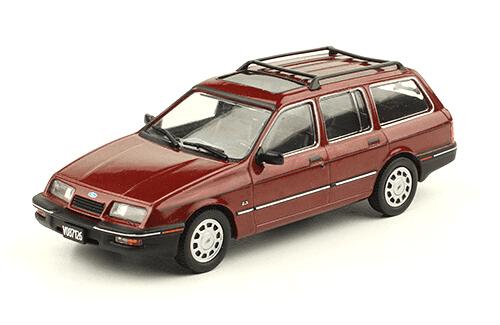 Ford Sierra Ghia Rural 1988 1:43, autos inolvidables argentinos 80 90