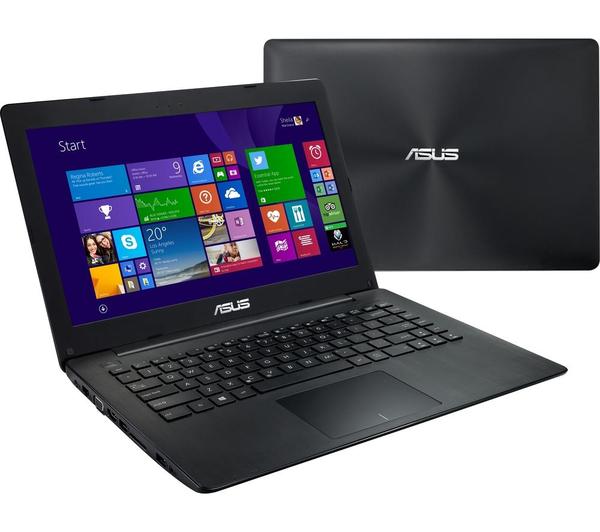Asus X453MA Intel Serial IO I2C Drivers for Windows