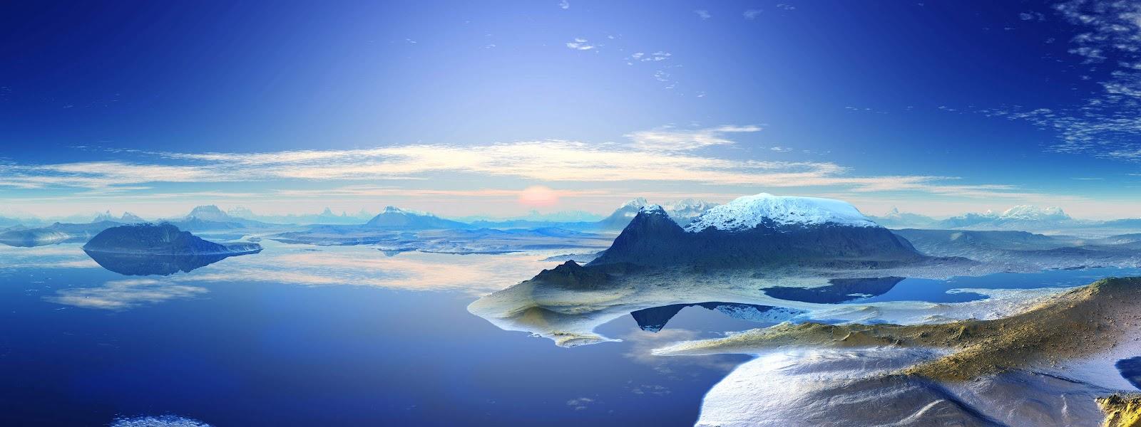 Best Panoramic Landscape Wallpapers | Dual Computer Desktop Wallpapers