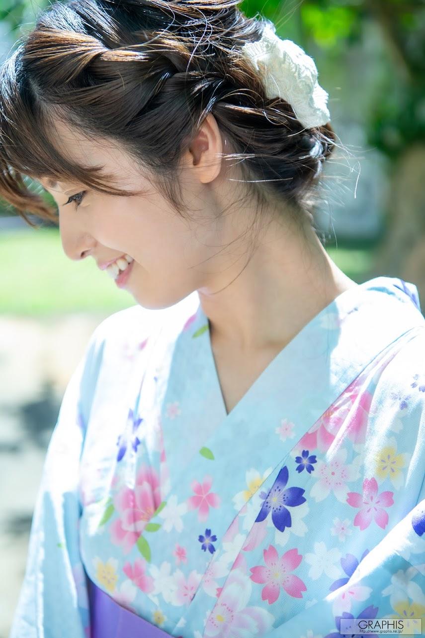 [Graphis] 2020-11-04 Nanase Asahina 朝比奈ななせ 『 Happy Aura! 』 SET 03 [20P25.3Mb] - idols
