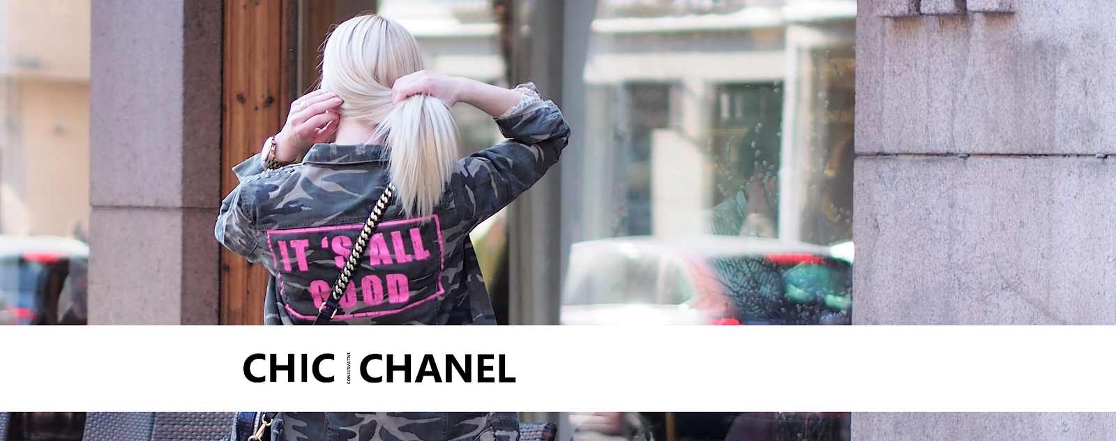 Chic Conservative Chanel