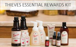 Thieves Essential Rewards Kit