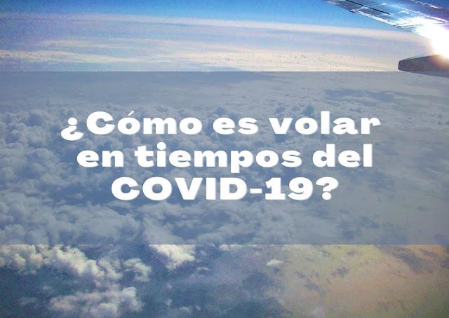 consejos avión y aeropuerto coronavirus