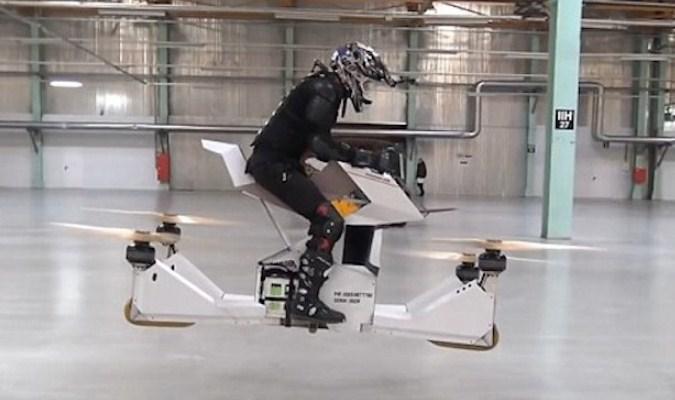 Inovasi Moda Transportasi Tercanggih Saat Ini - Scorpion-3
