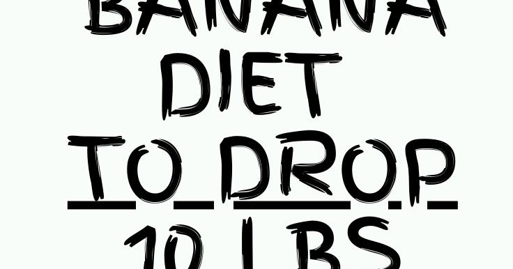 3 Day Diet - Military Diet Plan To Lose 10 Lbs in a Week ...