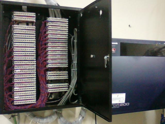 teknisi mesin pabx melayani jasa pasang dan service pabx bergaransi