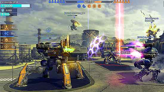 War Robots Mod Apk Free Download