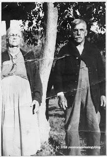 Olivier and Elizabeth Vanasse
