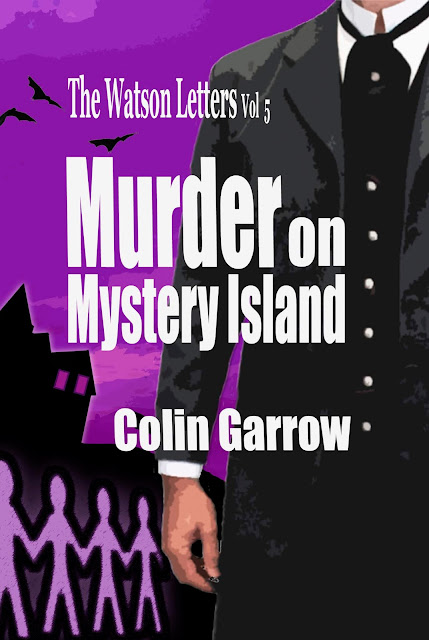 Book Review || Murder On Mystery Island By Colin Garrow