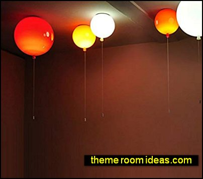 Balloon Ceiling Lamps Balloon Ceiling Lights winnie the pooh bedrooms