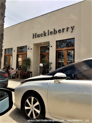 HUCKLEBERRY CAFÉ – Santa Monica Los Angeles, vindex tengker