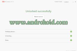 Cara Unlock Boot Loader (UBL) Xiaomi Dengan Cepat