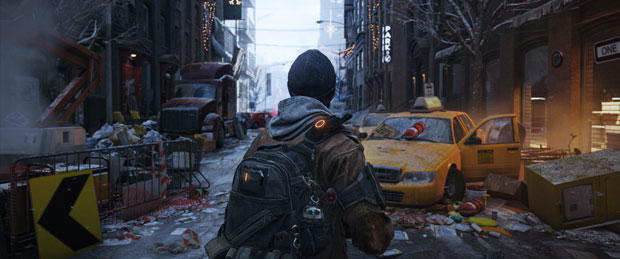 Ubisoft Discusses Next-Gen Snowdrop Engine In The Division