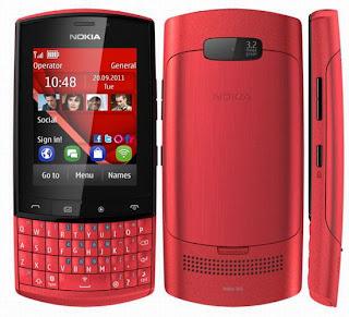Harga HP Nokia Asha 303