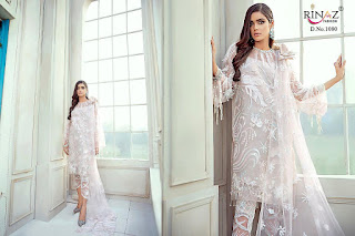 Rinaz Latest Hit Single Pakistani Suits  Collection