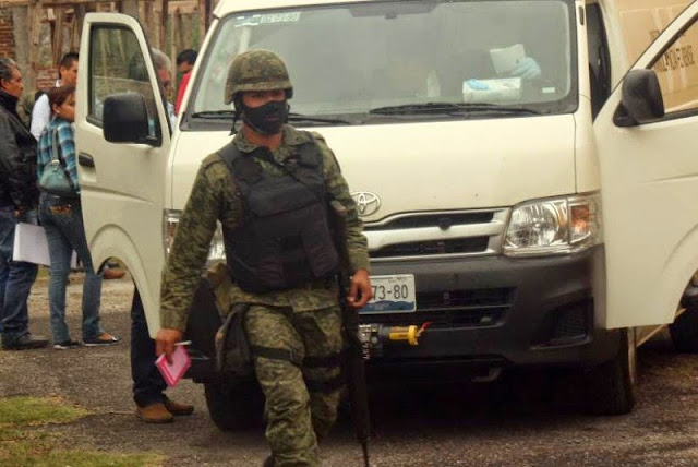 Dejan cuerpos decapitados de tres hombres en Chilpancingo