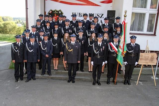 Strażacy z OSP Lubla działają już 120 lat
