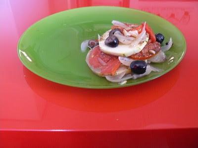 Recette Mamangue Tiian légumes recette rapide et facile