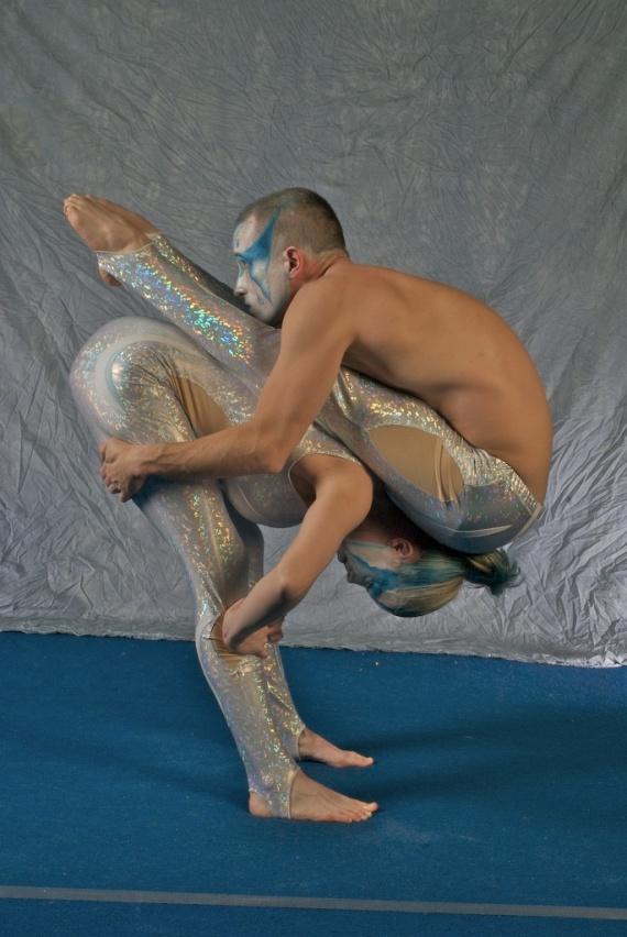Acro Yoga Gymnastics Workshop For Adults