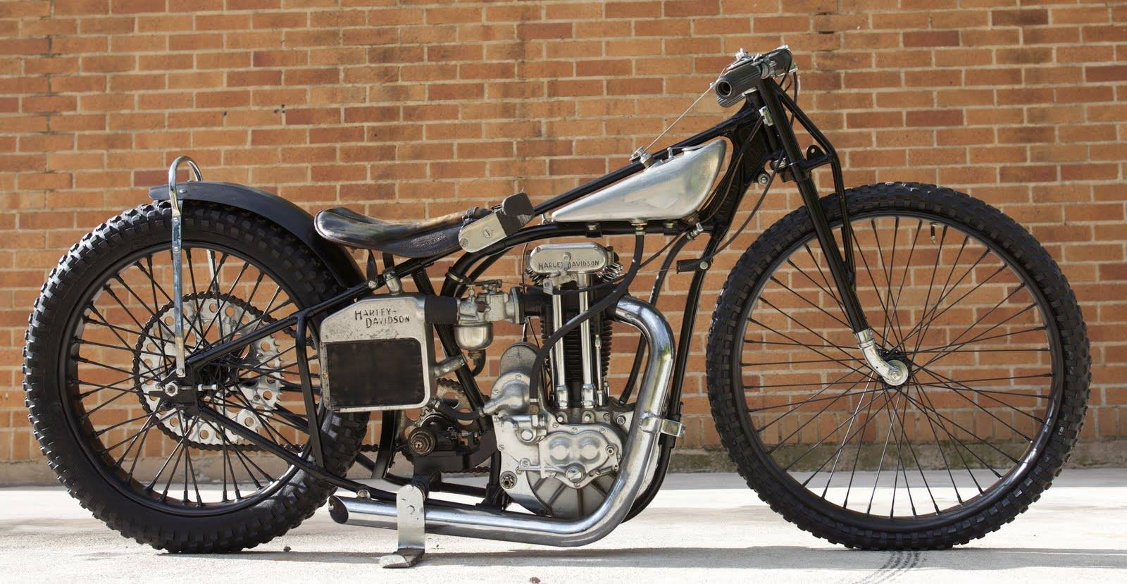 1928 Harley Davidson Ohv Peashooter: Mototique: A Short History Of Harley-Davidson's Early OHV