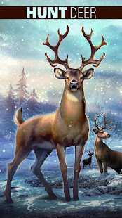 Deer Hunter 2017 Mod Apk Unlimited Money