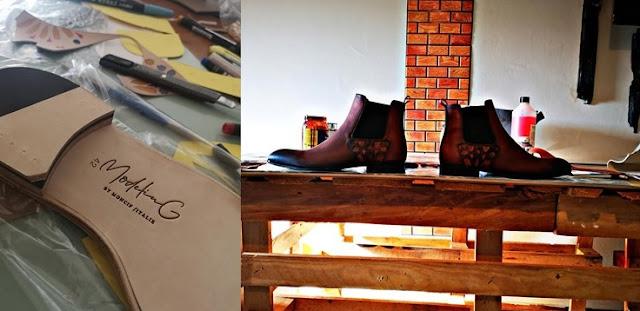 ModelinG, une nouvelle marque de chaussures alliant design et artisanat marocain voit le jour en Italie